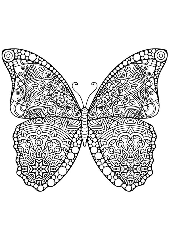 Dibujos para colorear mandalas imprimir