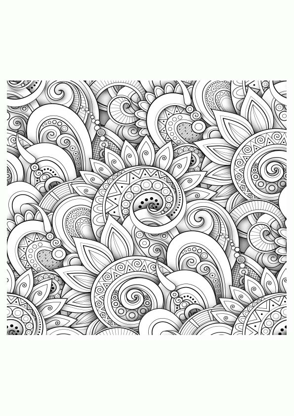 Imagenes De Mandalas Para Colorear Ingresa Y Disfruta Del Arte