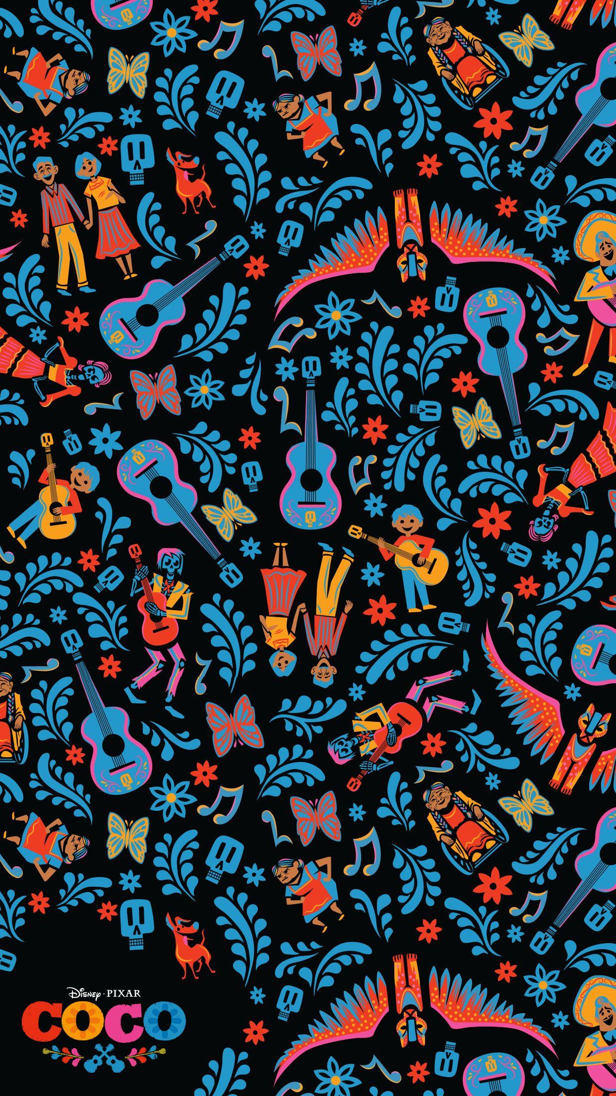 Coco Dibujos Para Colorear De Coco De Pixar Dibujos Para Imprimir