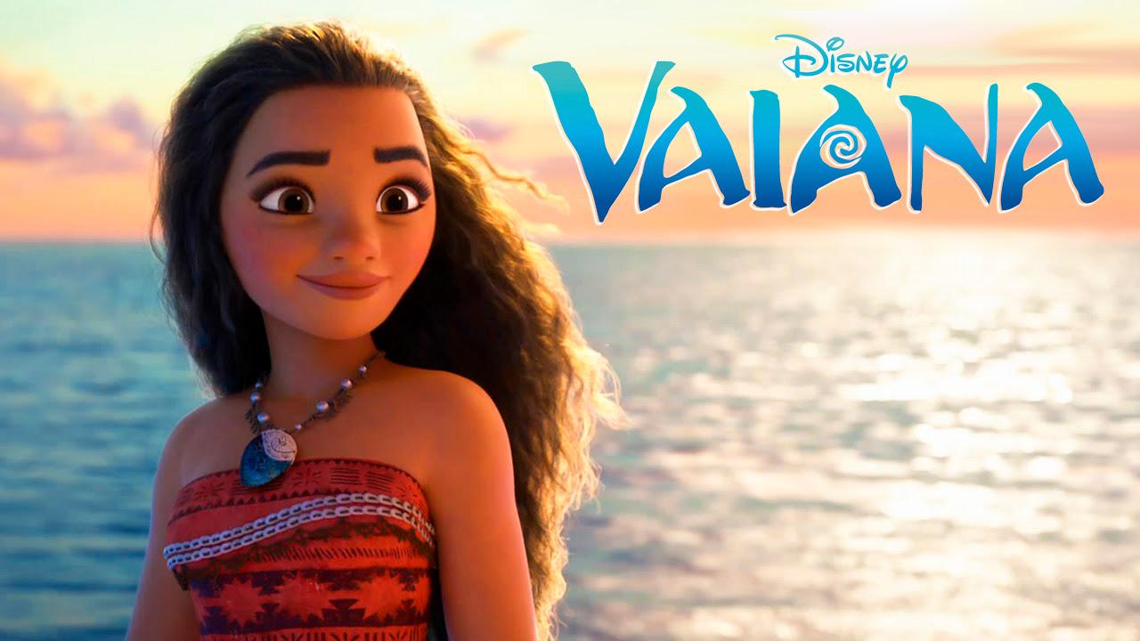 Dibujos Colorear Vaiana Disney on Princesas Para Colorear