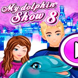Juego online My dolphin show 8