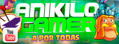 Canal de YouTube de Clash of Clans Anikilo gamer