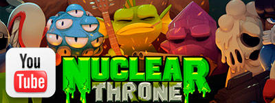 Canal en YouTube con gameplays para aprender a jugar a Nuclear Throne