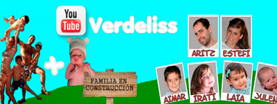 Canal de youTube Verdelis