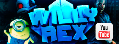 Canal de youTube Willy Rex con numerosos tutoriales y gameplays