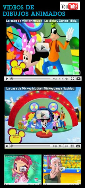 Videos Dibujos Animados Infantiles Youtube