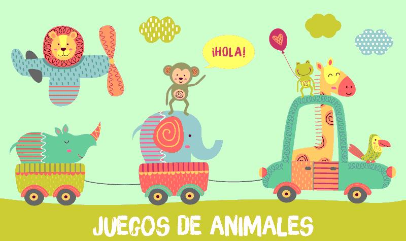 Juegos de animales online