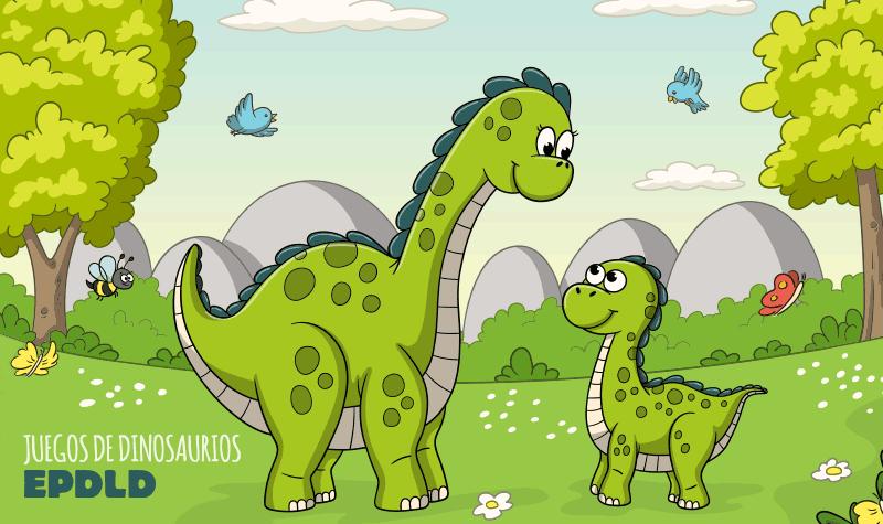 Juegos de dinosaurios EPDLD